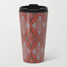 Sliced pomegranat Travel Mug