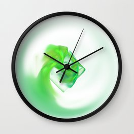 Vegan Wall Clock