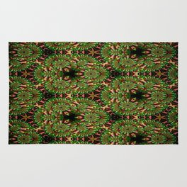 Concave Stature Pattern 8 Rug