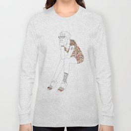 Josie Long Sleeve T-shirt