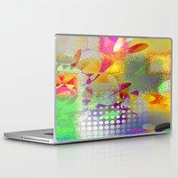 holiday Laptop & iPad Skins featuring holiday by David Mark Lane