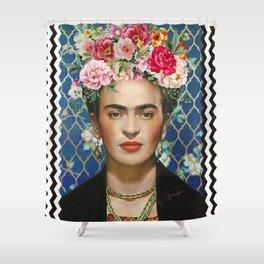 Forever Frida Shower Curtain