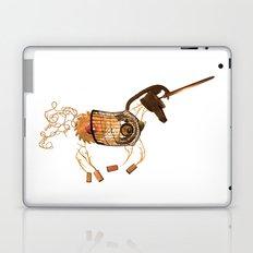 Steampunk Unicorn Laptop & iPad Skin