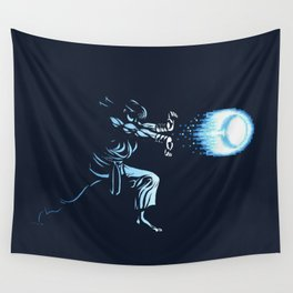Hadouken Wall Tapestry