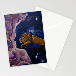 Lily the Lionhearted Stationery Cards