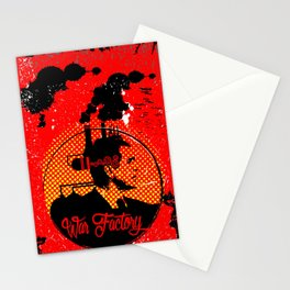 War Factory Stationery Cards