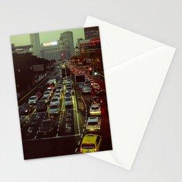 Shanghai traffic Stationery Cards