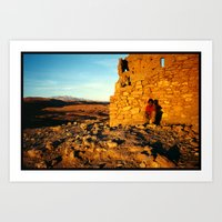 morocco Art Prints featuring Morocco by Dr. Tom Osborne