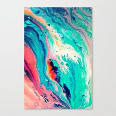 Backlash Canvas Print