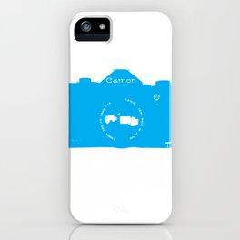 Cam-on Photo iPhone Case