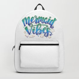 Mermaid Vibes Backpack