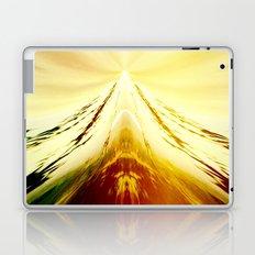 Volcanic Ice Mountain Laptop & iPad Skin