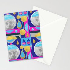 Abstractions No. 3: Moon Stationery Cards