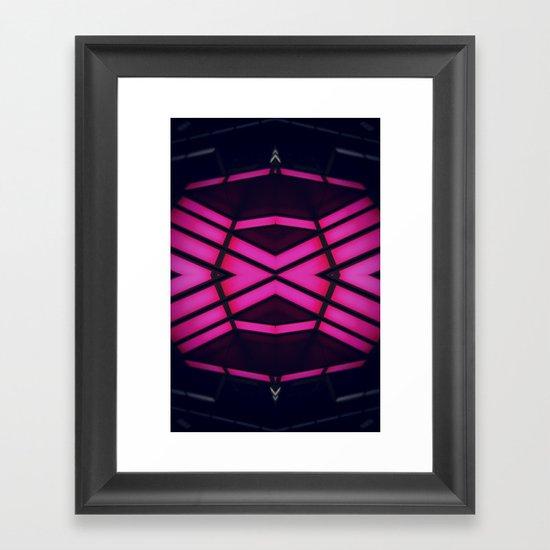 PINK_02 Framed Art Print