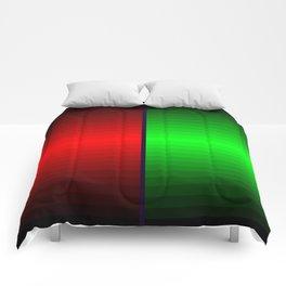 Christmas colors Comforters