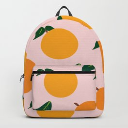 Oranges or Peaches? Backpack