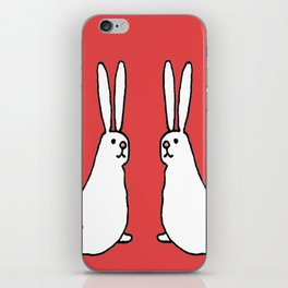 Usagi Rabbits iPhone Skin