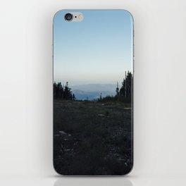 Whiteface Ski Mountain iPhone Skin