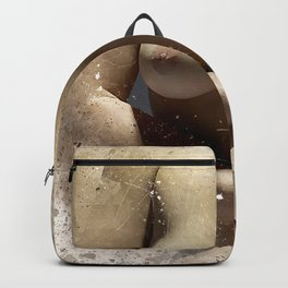 Delicate Woman Backpack