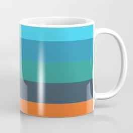 Outdoorsy - Blue Palette Coffee Mug