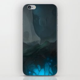 Fracture iPhone Skin
