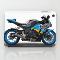 honda iPad Cases featuring Honda CBR fireblade. by cjsphotos