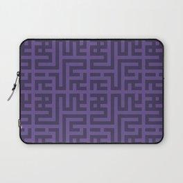 Snake Very Violet Laptop Sleeve