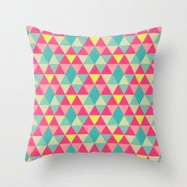 Tringle Bonanza Throw Pillow