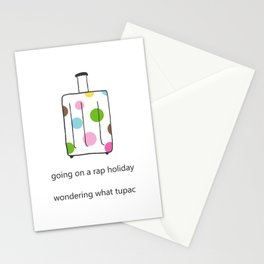 Rap Holiday Stationery Cards