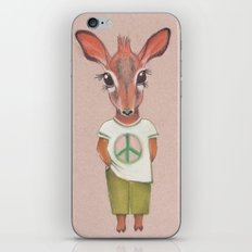 Make love... iPhone & iPod Skin