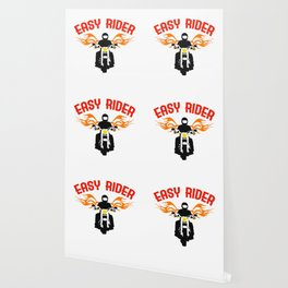 """Easy Rider"" tee design for both cars and motorcycle riders out there! Makes a nice gift too!  Wallpaper"