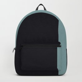 Classic Retro Striped Enenra Backpack