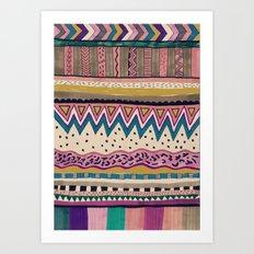 KOKO Art Print