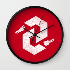 Thunderforce Wall Clock