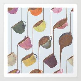 Hot Chocolate! Art Print