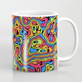 Liquid Summer Coffee Mug