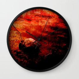Lonliness Wall Clock