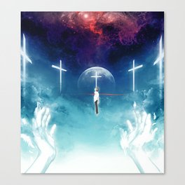 Rebirth (Noilegnave 1/3) Canvas Print