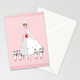 Jolly Holidays Stationery Cards