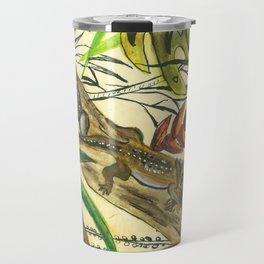 Lazy Lizard Travel Mug