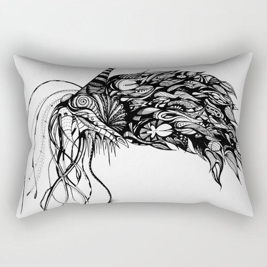 The Eldritch Rectangular Pillow
