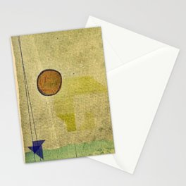 beyond planets Stationery Cards