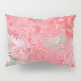 Painted Roses Pillow Sham