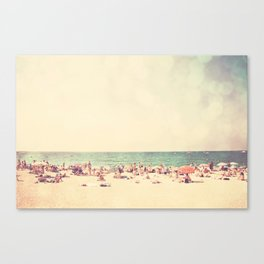like something out of a beach boys song ...  Canvas Print