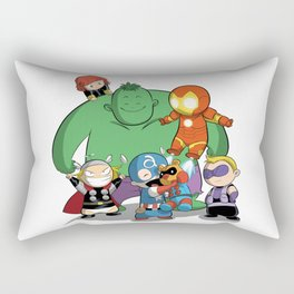 Baby Avenger-s Rectangular Pillow