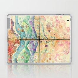 Where everything is music Laptop & iPad Skin
