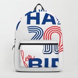 DOGS for Biden Harris 2020 Backpack