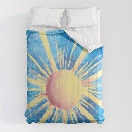 Cerulean Cries Comforters