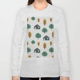 Colorful Winter Long Sleeve T-shirt
