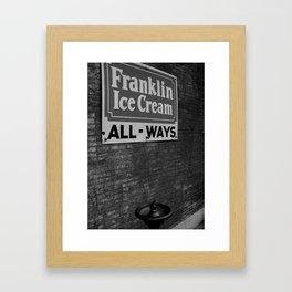 All-Ways Framed Art Print